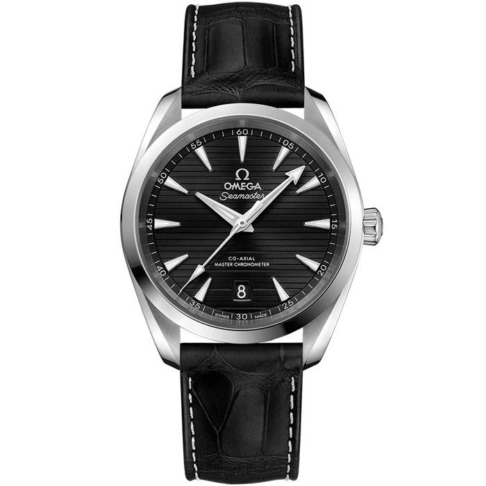 [추가비용없음] 오메가 OMEGA 220.13.38.20.01.001 Seamaster Aqua Terra Co-Axial Master Chronometer Master 38mm
