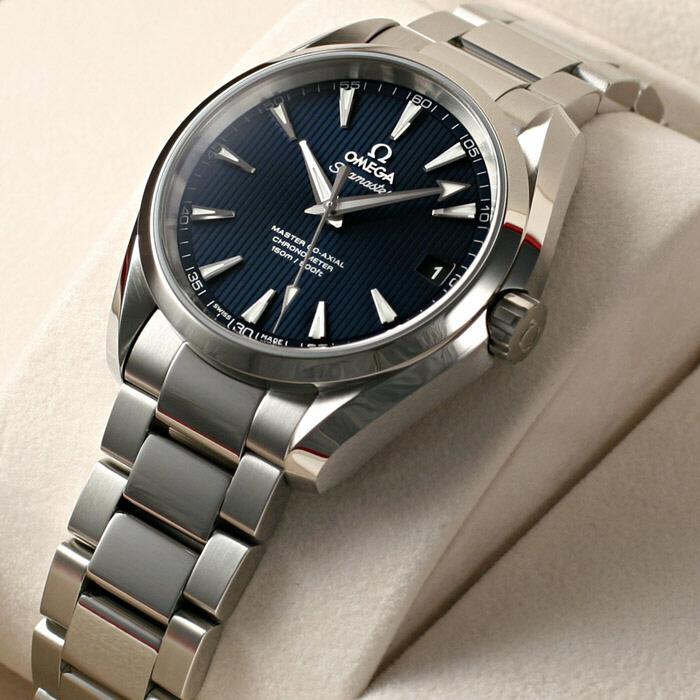 [추가비용없음] 오메가 OMEGA 231.10.39.21.03.002 Seamaster Aqua Terra Chronometer Master Co-Axial 39mm