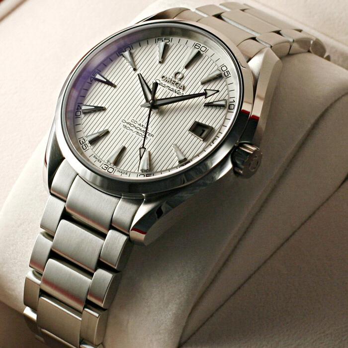 [추가비용없음] 오메가 OMEGA 231.10.42.21.02.001 Seamaster Aqua Terra Chronometer Co-Axial 41.5mm