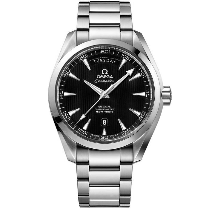 [추가비용없음] 오메가 OMEGA 231.10.42.22.01.001 OMEGA Seamaster Aqua Terra Day-Date