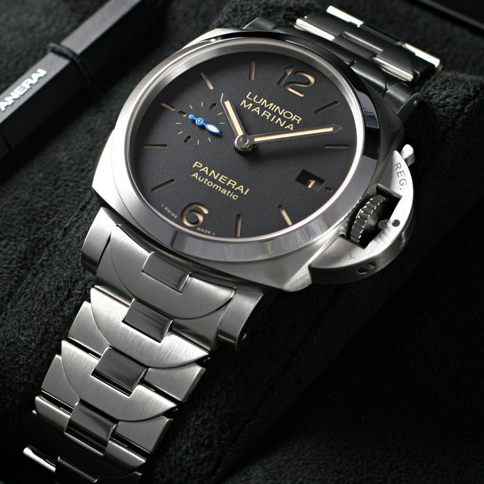 [추가비용없음] 파네라이 PANERAI PAM00722 Luminor Marina 1950 3Days Automatic Acciaio