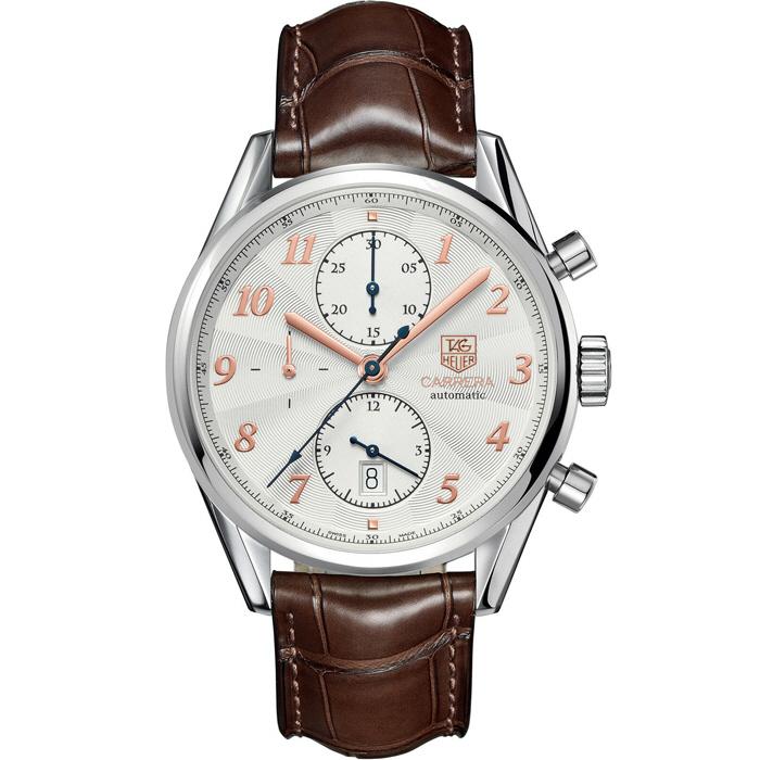 [추가비용없음] 태그호이어 TAG Heuer CAS2112.FC6291 Carrera Heritage Chronograph