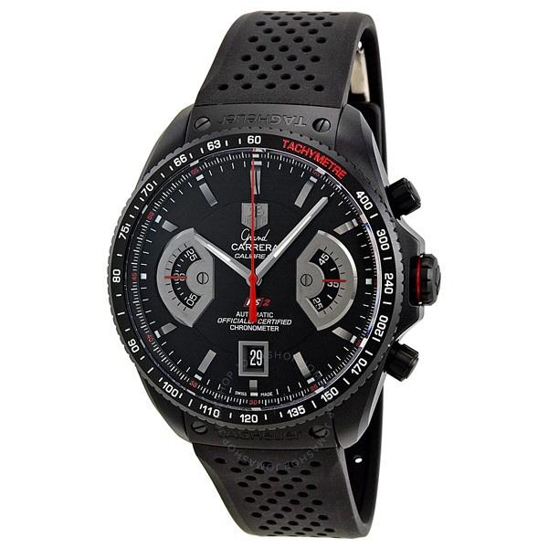 [추가비용없음] TAG Heuer Grand Carrera Chronograph Calibre 17 RS2 CAV518B.FT6016