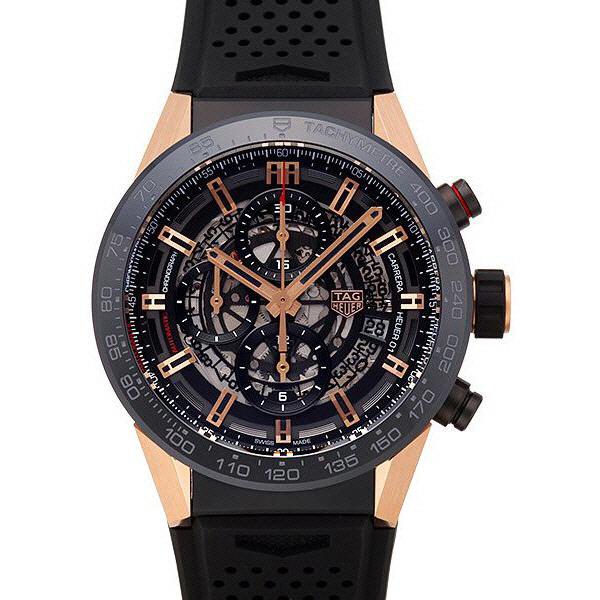 [추가비용없음] 태그호이어 TAG Heuer CAR205A.FT6087 Carrera Chronograph Automatic Mens Watch