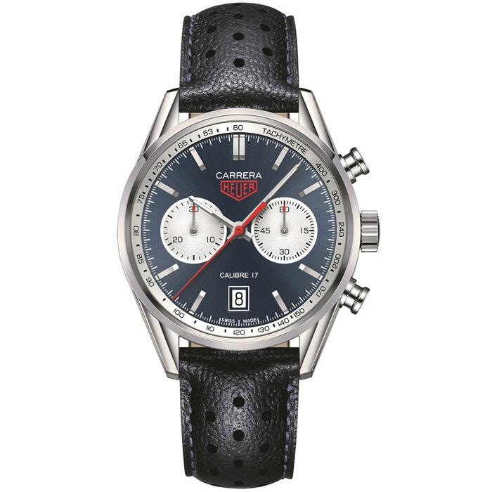 [추가비용없음] 태그호이어 TAG Heuer CV211A.FC6335 Carrera Chronograph Calibre 17 Limited Edition
