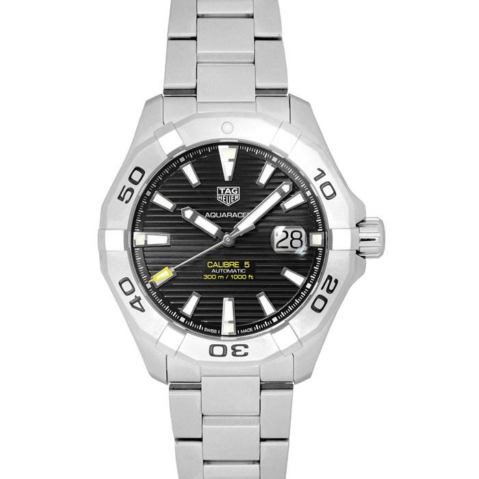 [추가비용없음] 태그호이어 TAG Heuer Aquaracer Caribre5 43mm WAY2010.BA0927