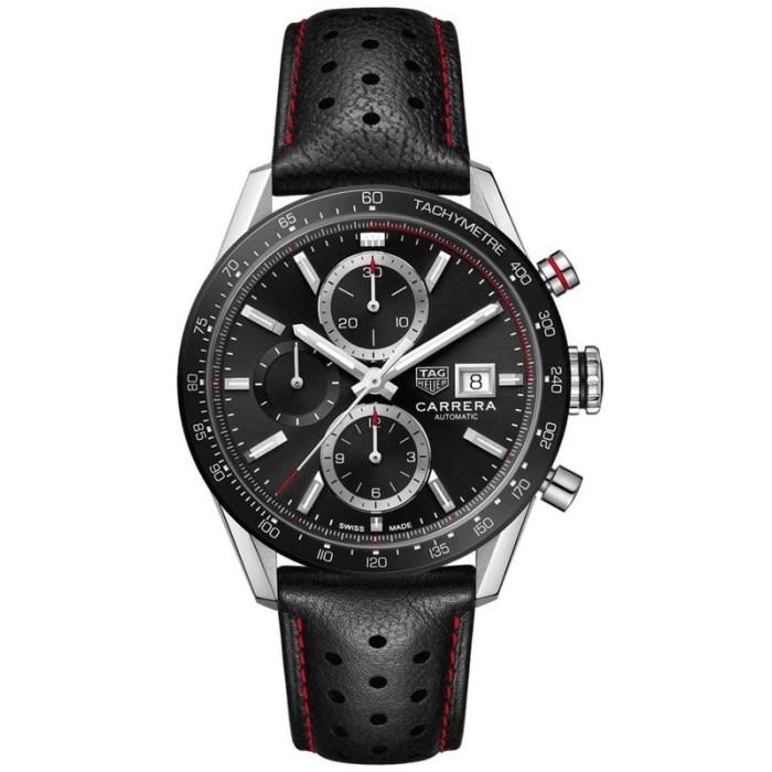 [추가비용없음] 태그호이어 TAG Heuer CBM2110.FC6266 Carrera Calibre 16 Automatic Chronograph