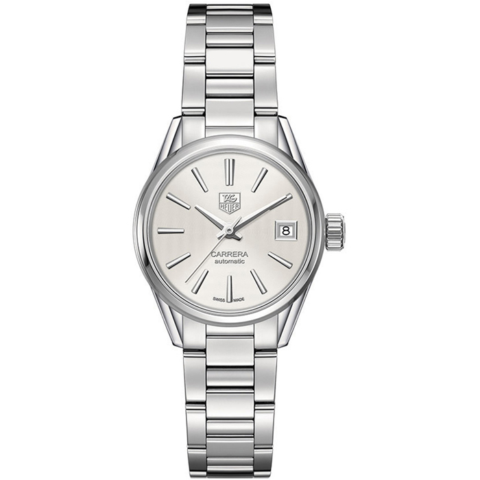 [추가비용없음] 태그호이어 TAG Heuer WAR2416.BA0770 Carrera Mother of Pearl Dial 28mm