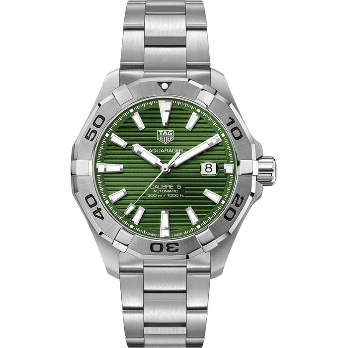[추가비용없음] 태그호이어 TAG Heuer WAY2015.BA0927 Aquaracer Automatic Calibre 5 43 mm