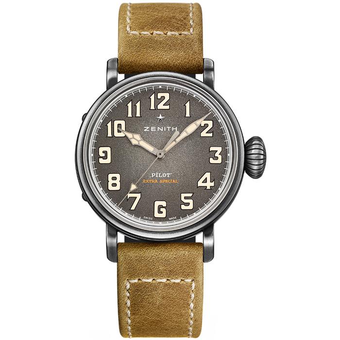 [추가비용없음] 제니스 Zenith  11.1940.679/91.C807 Pilot Type XX Extra Special 40mm