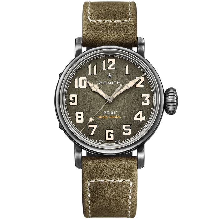 제니스 ZENITH 11.1943.679/63.C800 Pilot